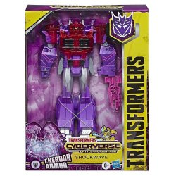 Transformers Cyberverse Shockwave