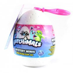 Hatchimals Mystery Minis Plush Clip-On