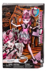 Draculaura - Monster Exchange - Monster High docka
