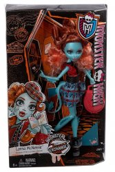 Lorna McNessie - Monster Exchange - Monster High docka
