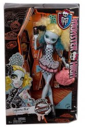 Lagoona Blue - Monster Exchange - Monster High docka