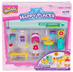 Happy Places Shopkins Season 2 Welcome Pack Mousy Hangout