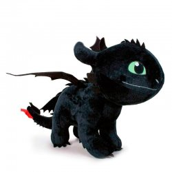 How To Train Your Dragon 3 Toothless Gosedjur 40cm