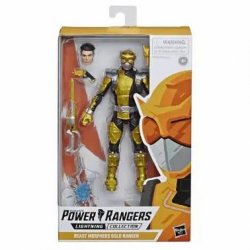 Hasbro POWER RANGERS - Gold Ranger