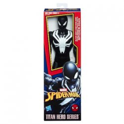Marvel Spiderman Black Suit