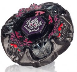 Beyblade Gravity Perseus Med Left/Right Spin Dragare