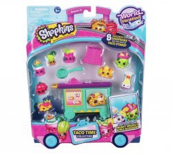 Happy Places Shopkins Deluxe Pack - Series 8 - Taco Time