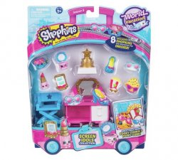 Happy Places Shopkins Deluxe Pack - Series 8 - Screen Idols