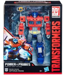 Transformers Generations - Power of the Primes Optimus Prime Leader Class