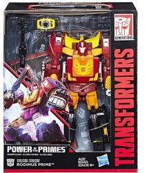 Transformers Generations - Power of the Primes Rodimus Prime Leader Class
