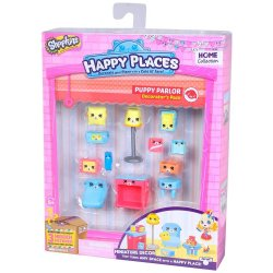 Shopkins Decorator's Pack, Puppy Parlor, Happy Places