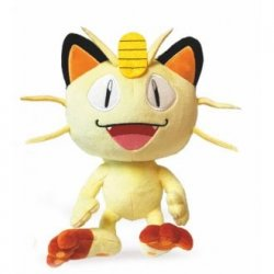 Pokemon Meowth Gosedjur