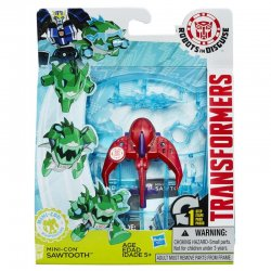 Transformers Mini-Con Sawtooth - Hasbro