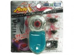 Beyblade Booster Wolf Med Dragare - Takara Tomy
