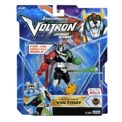 Voltron with Missile Basic Figure