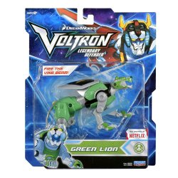 Voltron Green Lion Basic Figure
