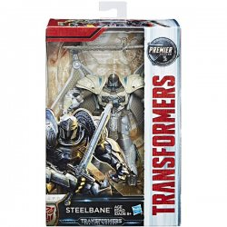 Transformers - The Last Knight Premier Edition Deluxe Steelbane
