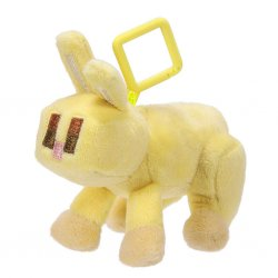 MineCraft Baby Yellow Bunny