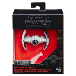 Star Wars Black Series - Inquisitor's TIE Advanced Prototype