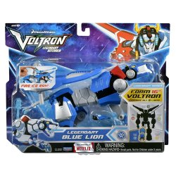 Voltron Legendary Blue Lion