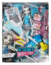 Monster High Frankie Stein Design Kit
