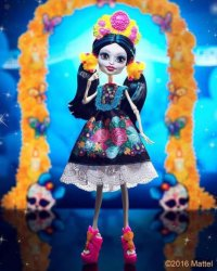 Monster High Doll Skelita Calaveras