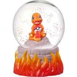 Pokemon Charmander Snö Globe