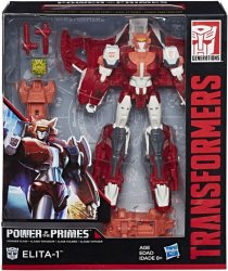 Transformers Generations - Power of the Primes Elita-1