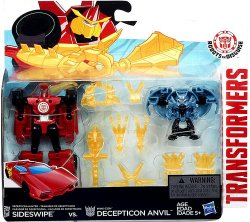 Transformers Robots in Disguise Sideswipe o Anvil