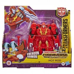 Transformers Cyberverse Class Hot Rod