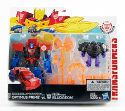 Transformers Robots in Disguise Optimus prime o Bludgeon - Hasbro