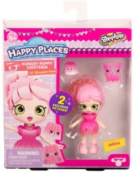 Happy Places Shopkins Doll Single Pack - Jellica
