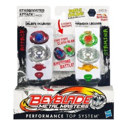 BEYBLADE METAL MASTERS STARBOOSTER ATTACK - Hasbro