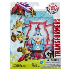 Transformers Mini-Con Lancelon - Hasbro