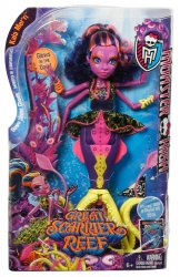 Kala Mer'ri, Down Under Ghouls - Monster High docka