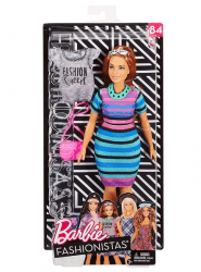 Barbie Fashionista Deluxe DolL NR 84