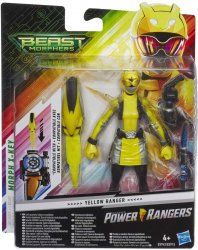 POWER RANGERS - Yellow Ranger