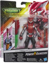 POWER RANGERS - Cybervillain Blaze