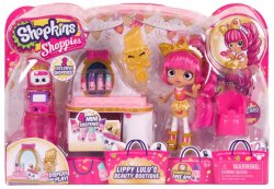 SHOPKINS SHOPPIES Lippy Lulu Beauty Boutique