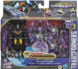 Cyberverse Adventures Sharkticons Attack