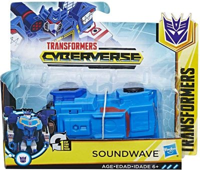 Transformers Soundwave - Hasbro