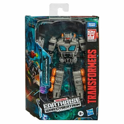 Transformers Earthrise War for Cybertron - DELXUE FASTTRACK