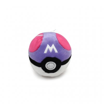 Pokemon Master Ball Pokeball Gosedjur Plush Plysch Mjukis 12cm