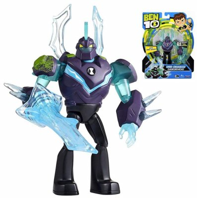Ben 10 Diamondhead Action Figur