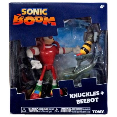 Sonic Boom Knuckles & Beebot Action Figure