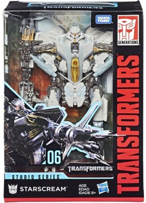 Transformers Starscream studio series 06 - Hasbro