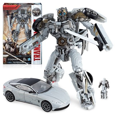 Transformers The Last Knight Premier Edition Cogman