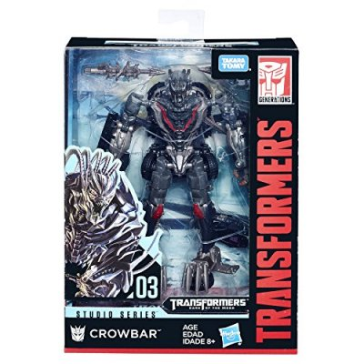 Transformers Crowbar 03 - Hasbro