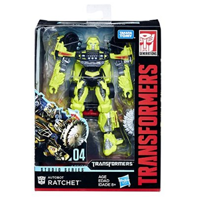 Transformers Ratchet 04 - Hasbro