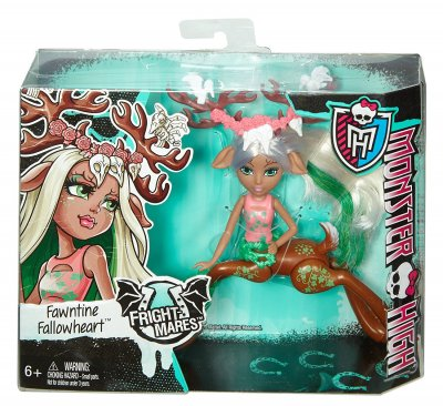 Monster High Fawntine Fallowheart Centaurettes